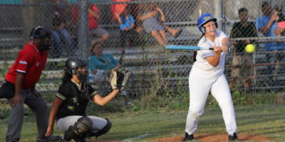 DOLPHINS GRAB BIG WIN IN SOFTBALL PLAYOFF OPENER