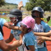 COUGARS STUN PANTHERS WITH LATE INNING RALLY