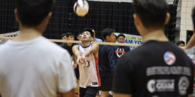 GVF CONTINUED SUCCESS IN SECOND VOLLEYBALL JAMBOREE
