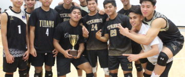TITANS WIN PRE-SEASON TOURNEY FOR SECOND STRAIGHT YEAR
