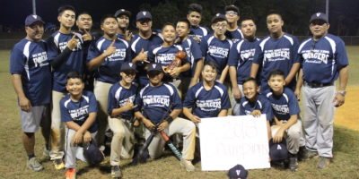 VOYAGERS BEAT WILDCATS IN WILD MS BASEBALL CHAMPIONSHIP