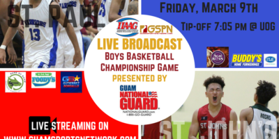 LIVE BROADCAST: 2018 IIAAG BOYS BASKETBALL CHAMPIONSHIP GAME