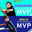 SMITH & LEE: BEHIND THE TENNIS MVP