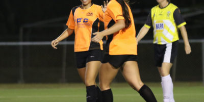 LADY CRUSHERS TO FACE SHIPYARD FOR LEAGUE TITLE