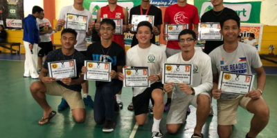 GUAM REPRESENTS WELL IN PHILIPPINES TOURNAMENT
