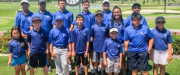 TEAM MARIANAS SHINES IN PAL-JGFP JUNIOR INTERCLUB EVENT
