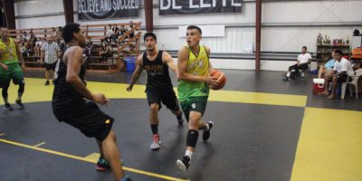 ISLANDERS TAKE GAME 1 OF ISLANDWIDE ALUMNI BASKETBALL TOURNEY