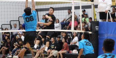TITANS ROLL IN STRAIGHT SETS WIN OVER DOLPHINS