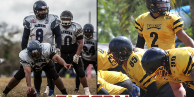 THE ROAD TO THE GVFL FINALS: RAIDERS VS. EAGLES