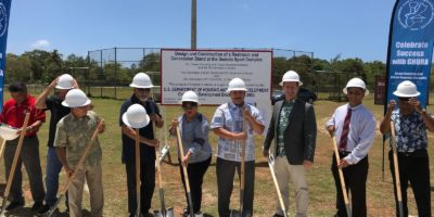 NEW PROJECT TO EXPAND GUAM SPORTS COMPLEX