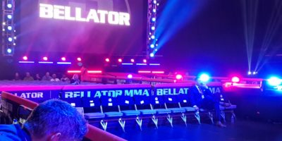 CHOU SHARES BELLATOR EXPERIENCE WITH GSPN