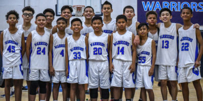 WARRIORS MIDDLE SCHOOL DYNASTY GRABS 4TH STRAIGHT TITLE