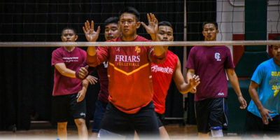 DESTINATION YAP: MEN'S VOLLEYBALL SWINGING FOR GOLD
