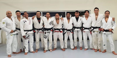 PUREBRED PROMOTES 11 NEW BLACKBELTS