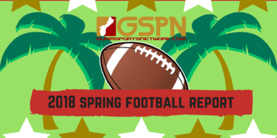 2018 SPRING FOOTBALL REPORT