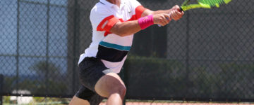 SEEDED PLAYERS CRUISE IN KING'S GUAM FUTURES TENNIS TOURNEY