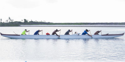 DESTINATION YAP: GUAM'S VA'A TEAM READY FOR YAP WATERS