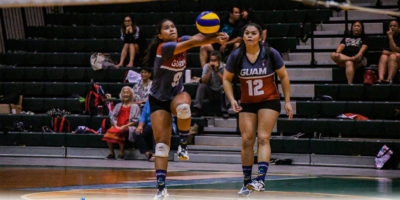 DESTINATION YAP: NEW-LOOK WOMEN'S VOLLEYBALL READY FOR GOLD