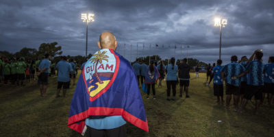 VIDEO: RECAP OF GUAM'S SHOWING IN THE 2018 MICRO GAMES