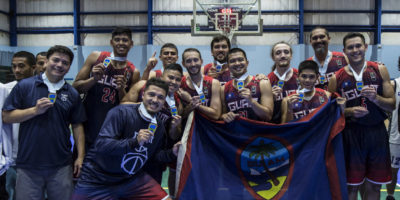 GOLD MEDAL SWEEP FOR GUAM BASKETBALL