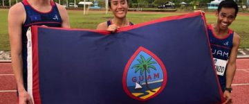 MATIENZO, CRISS FIRST TO WIN GUAM GOLD
