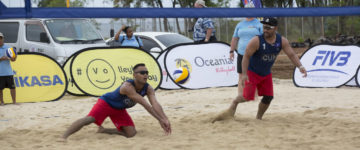 GUAM BEACH VOLLEYBALL TO PLAY FOR TWO BRONZE MEDALS