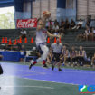 MEN'S BASKETBALL OUST CNMI BY 40
