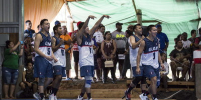 GUAM'S VOLLEYBALL TEAMS GRAB WINS ON LIBERATION DAY