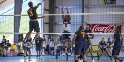 MEN'S VOLLEYBALL ON THE BRINK AFTER LOSS TO PALAU