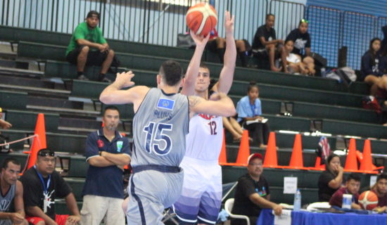 SLOW START FOR GUAM MEN IN WIN OVER POHNPEI