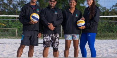 DESTINATION YAP: GUAM BEACH VOLLEYBALL READY FOR DEBUT