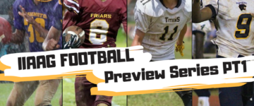 IIAAG FOOTBALL PREVIEW SERIES PART 1