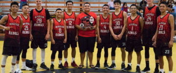 MALESSO REBELS END SUMMER WITH YOUTH TITLE