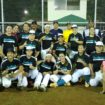 MENO'S GRAND SLAM LIFTS SOUTHERN IN APL TITLE GAME