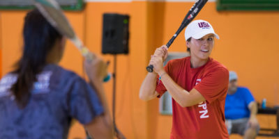 NICKLES CLINIC BRINGS NATIONAL SOFTBALL EXPERIENCE