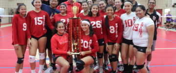 KNIGHTS REPEAT AS SHIEH TOURNEY CHAMPS