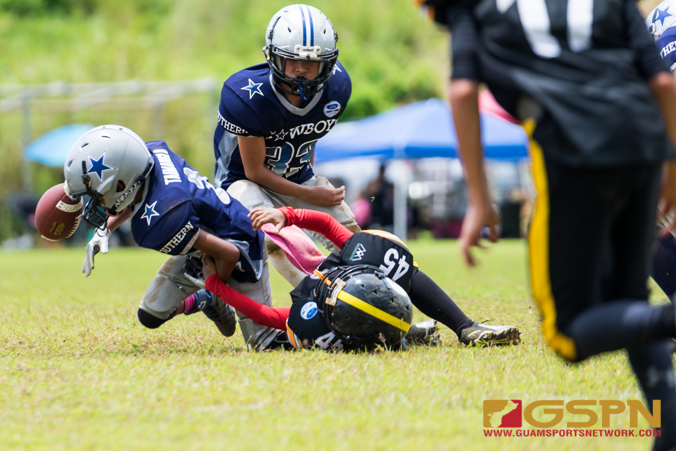 Youth FB Steelers vs Cowboys-10