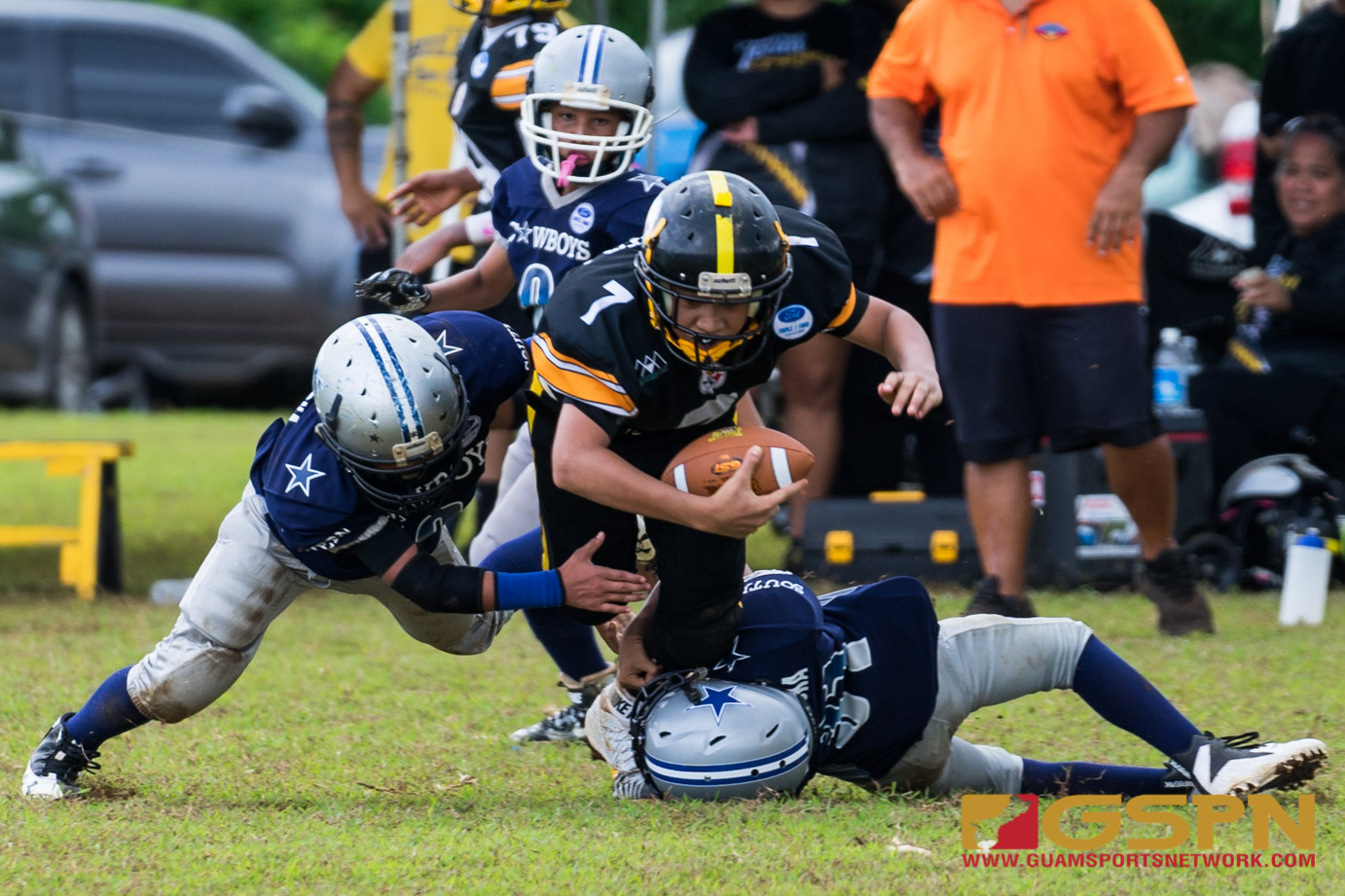 Youth FB Steelers vs Cowboys-12
