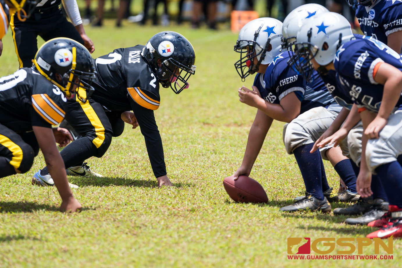 Youth FB Steelers vs Cowboys-3