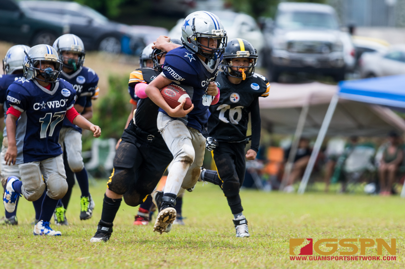 Youth FB Steelers vs Cowboys-8