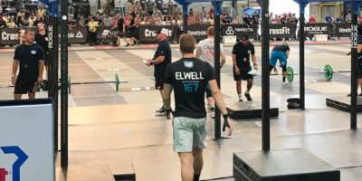 10 QUESTIONS: CROSSFIT ATHLETE ETHAN ELWELL