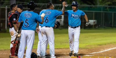 RAYS GRAB TWO WINS TO GAIN CONTROL OF SERIES
