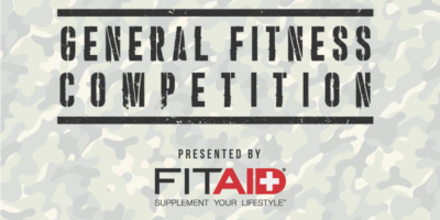 GENERAL FITNESS COMPETITION LAUNCHES THIS WEEKEND
