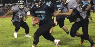 DOLPHINS GET FIRST DUB OVER REELING SHARKS