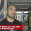 VIDEO: FRANK 'THE CRANK' CAMACHO UFC 228 PRE-FIGHT