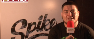 VIDEO: MARTINEZ READY FOR HISTORIC BATTLE WITH THE LEGEND CRO COP