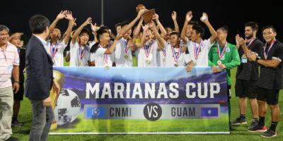 GUAM U17 BOYS CAPTURE 2018 MARIANAS CUP