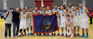 GUAM BASKETBALL ELECTS NEW OFFICIALS