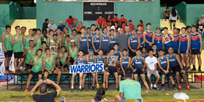 WARRIORS, KNIGHTS WIN 2018 CROSS COUNTRY TITLES