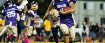 GECKOS SET UP FOURTH STRAIGHT SHOWDOWN WITH FRIARS FOR FOOTBALL TITLE